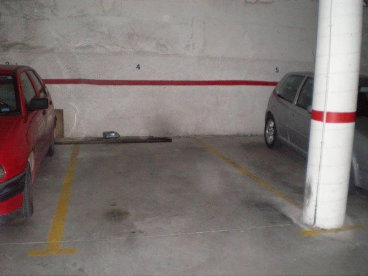 Parking en el centro de Rubí