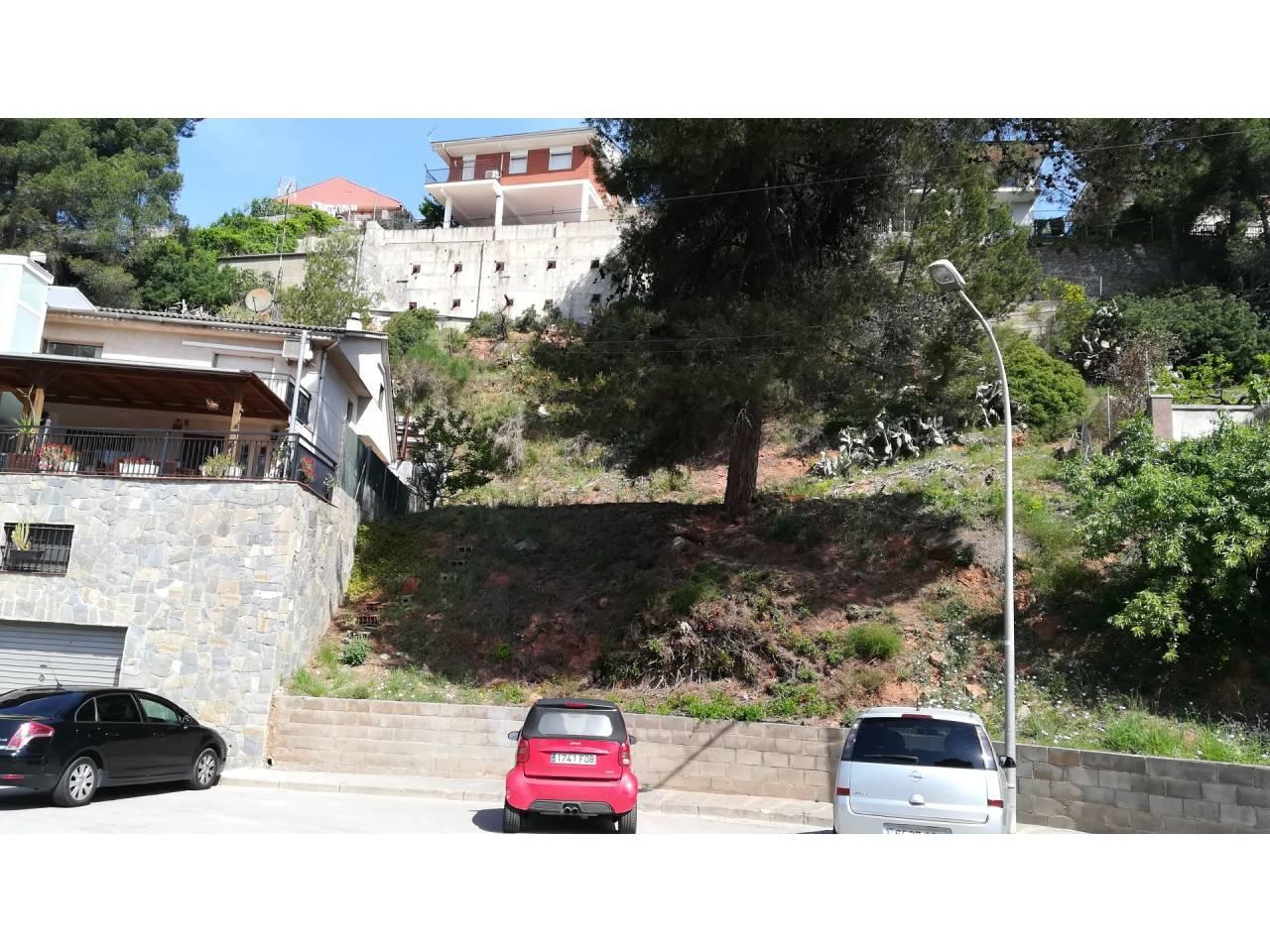 Terreno en venta en Urbanización Santa Margarida – Catellbisbal