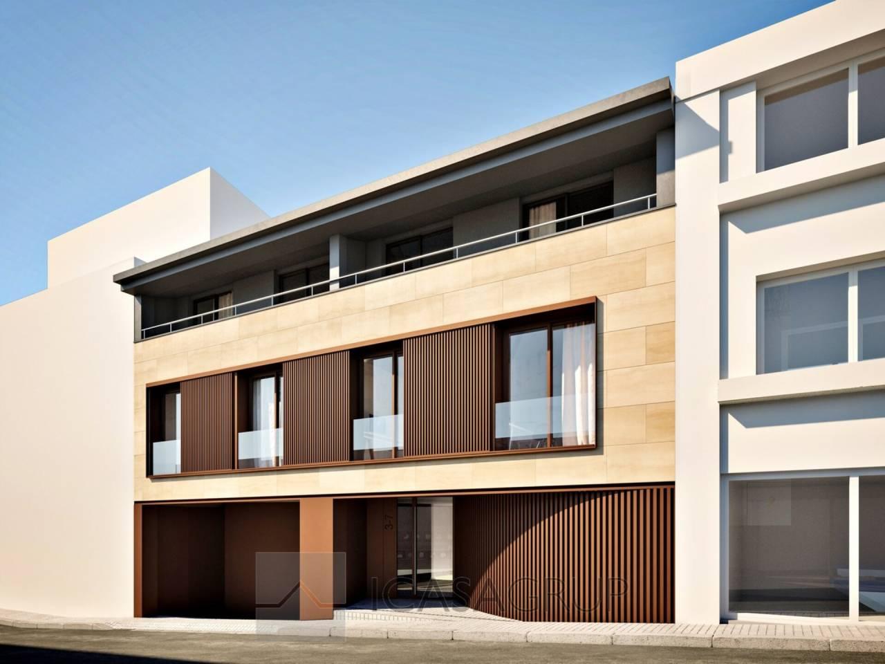 Planta baja dúplex de obra nueva con terraza en el centro Sant Quirze del Vallès