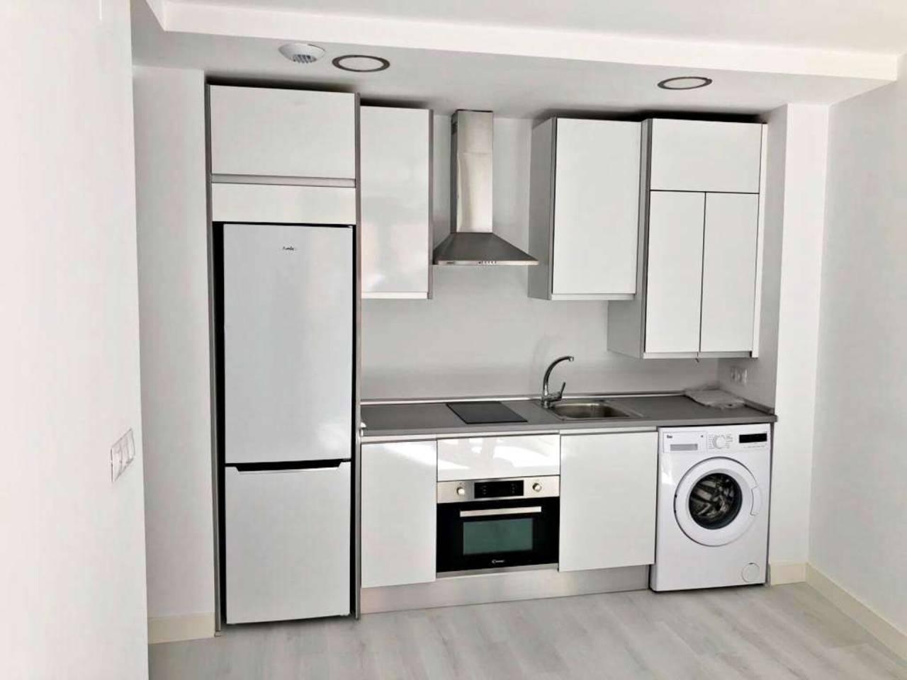 Precioso piso de  2 habitaciones a estrenar en Numancia (Vallecas) Madrid