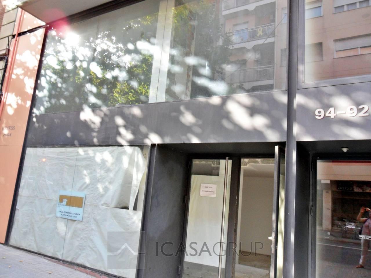 Local dúplex en venta en La Creu Alta – Sabadell