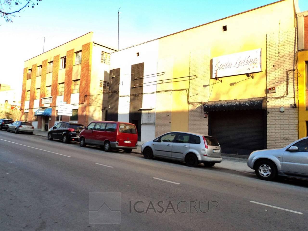 Nave industrial en Carretera de Terrassa – Rubí
