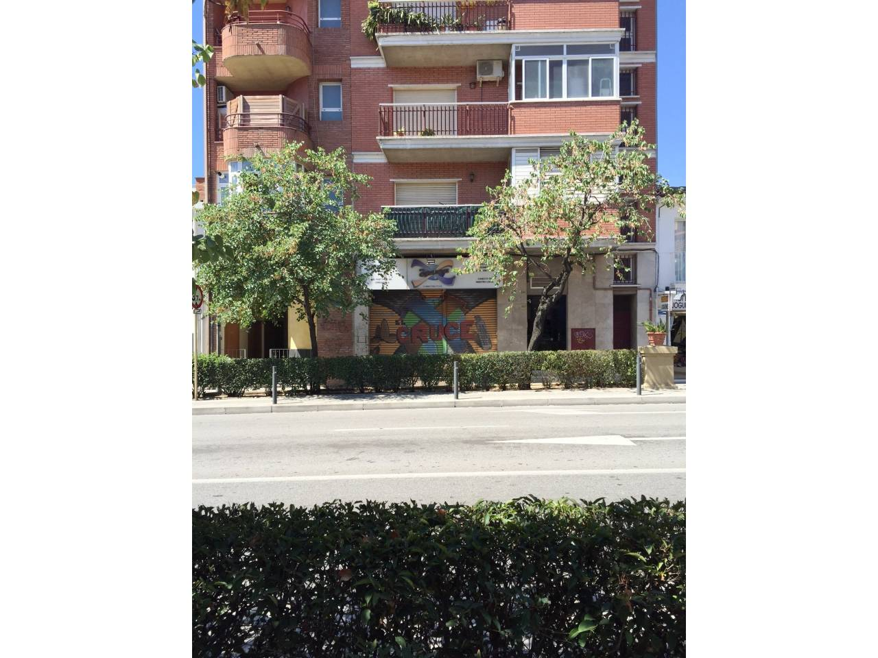 Local comercial de 382m2 en Cerdanyola