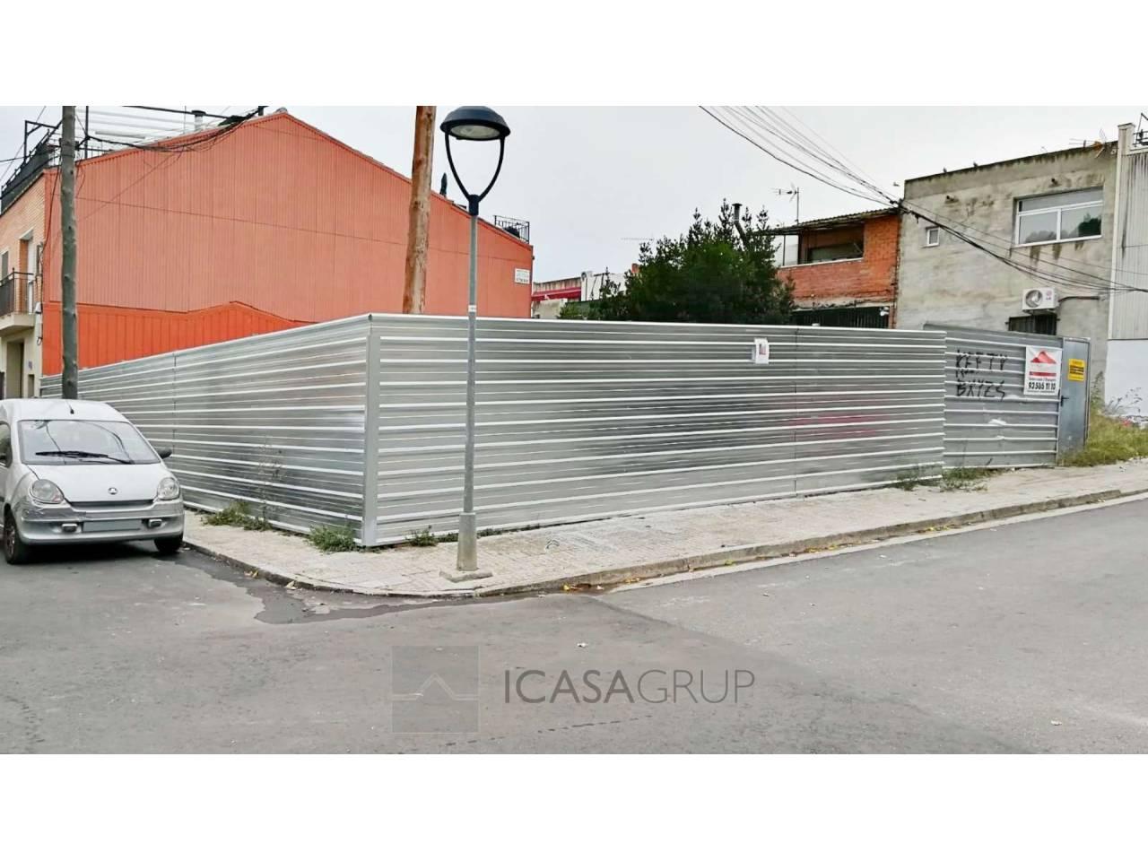 Solar en venta de 105m2 en Sant Quirze